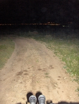 Night Trail Ride